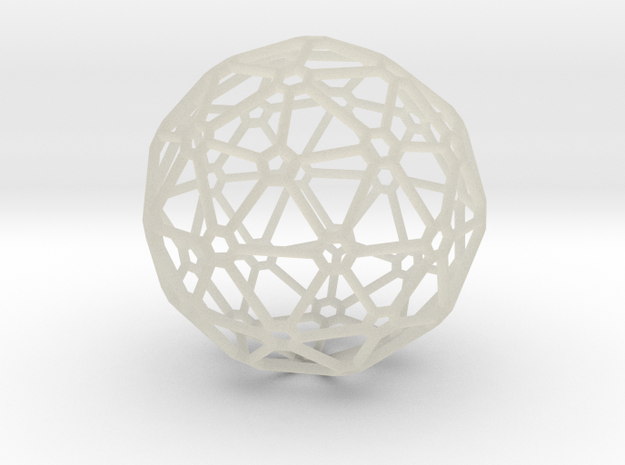 Complex Sphere 3d printed