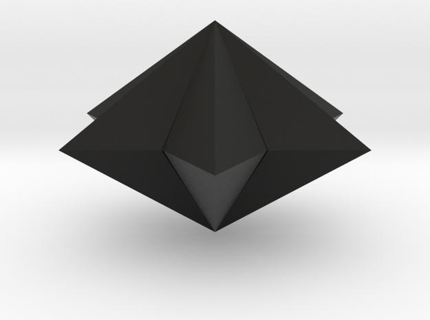 pyramid 6star closed 3d printed