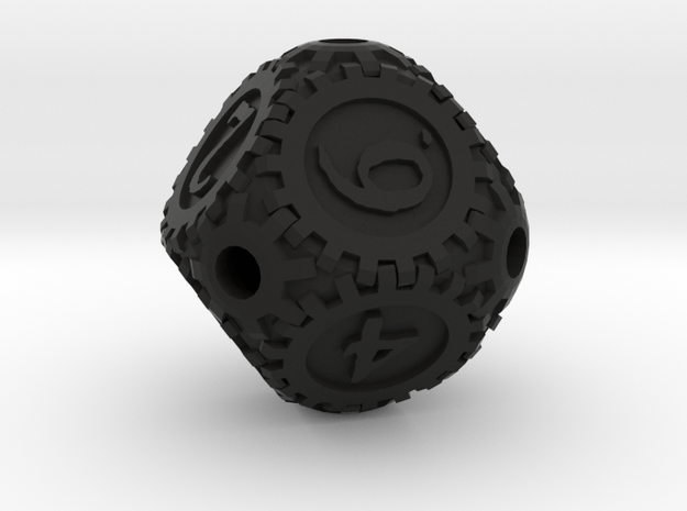 D8Gearpunk 3d printed