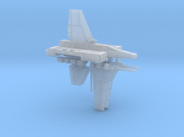 XG-1 Star Wing Assault Gunboat 1/270 3d printed