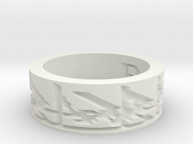 by kelecrea, engraved: RAMI 3d printed
