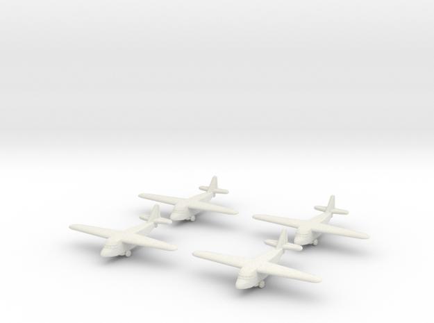 Kokusai Ku-8 (x4) 1/600 3d printed