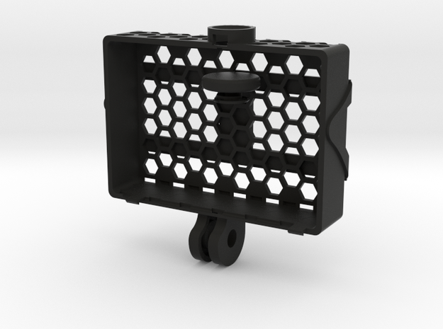 Lightweight case for GoPro camera 3d printed