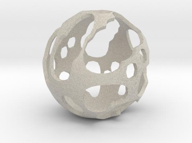 junksphere_1 in Natural Sandstone