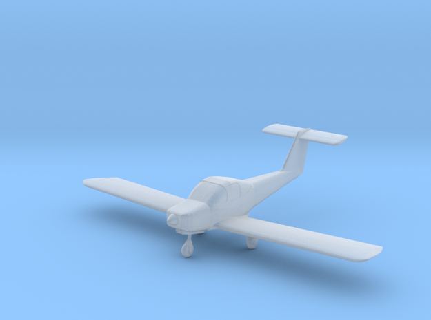 Piper Tomahawk - Z Scale 3d printed