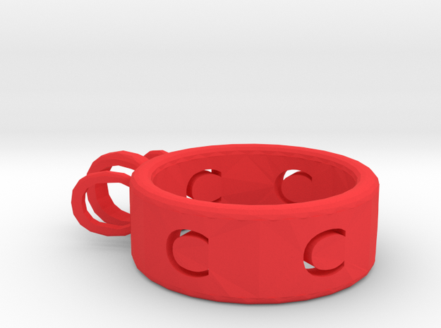 Ring horseshoe 3d printed