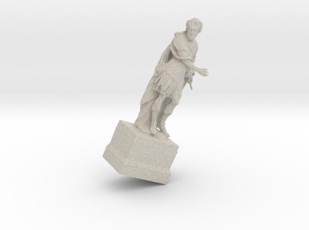 Roman Emperor Sculpture 3d printed