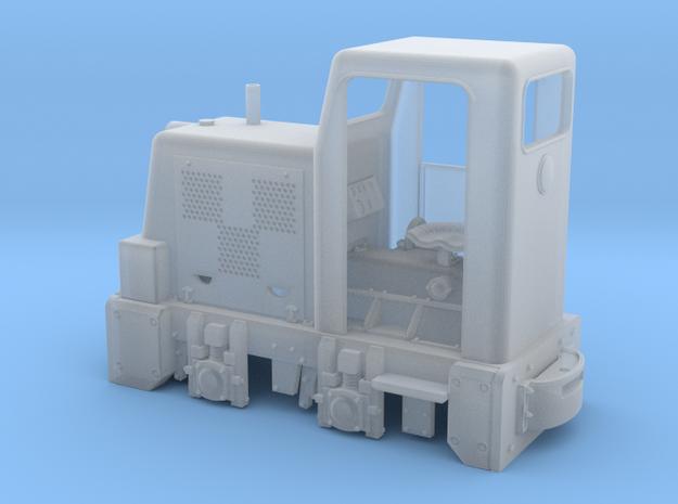 Feldbahn CKD BN 30U (Spur 0f) 1:45  3d printed
