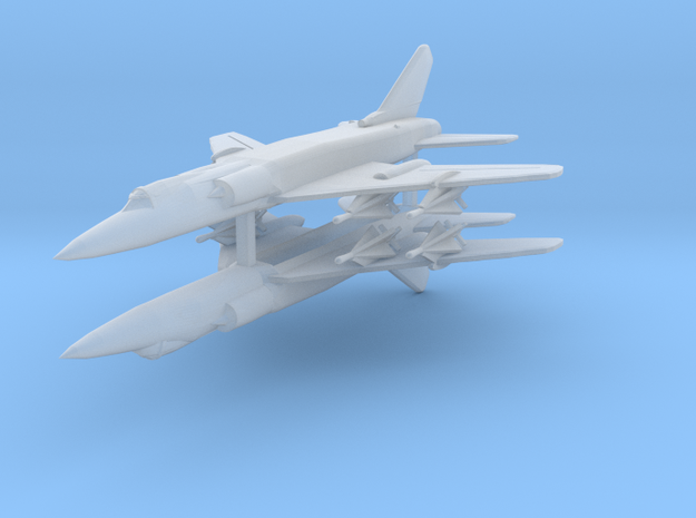 Tu-28 1:600 x2 (FUD) in Frosted Ultra Detail