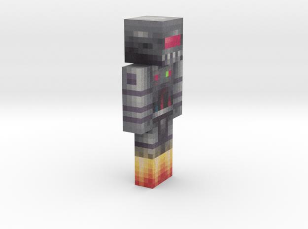 6cm | BebopVox from Minecraft Mondays ! in Full Color Sandstone