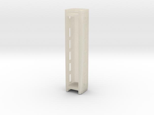 Pendular Wagon Z scale 3d printed