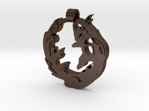 Wartortle Pendant 3d printed
