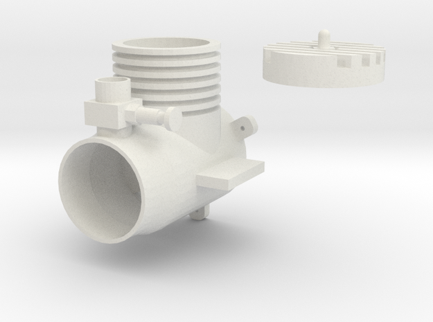 EFlite UMX 180 Dummy Engine