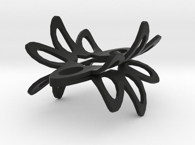 Ellipse pendant 3d printed Ellipse pendant