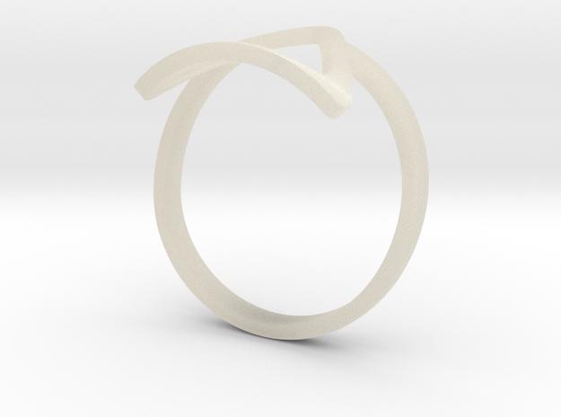 Dark Side Triangle Ring