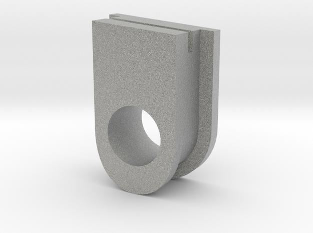 Koppelingsblokje Tomos 2 in Metallic Plastic