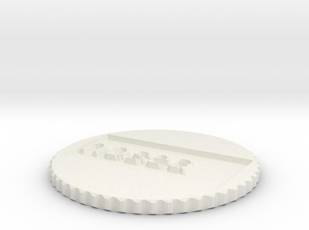 by kelecrea, engraved: hosea 3d printed