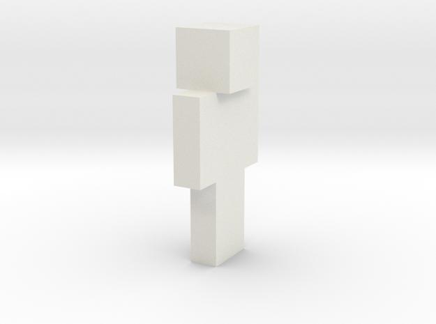 6cm | gamexser in White Natural Versatile Plastic