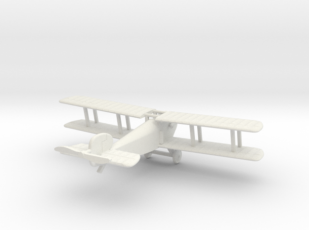 1/144 Sopwith Dolphin in White Natural Versatile Plastic