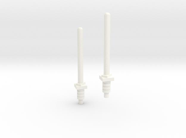 Sunlink - Arcee Batons x2 3d printed