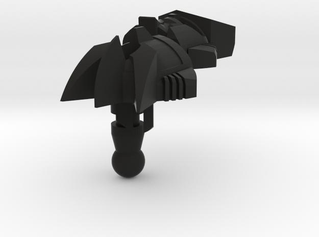 banzaitron head deluxe 3d printed