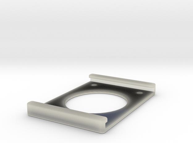 iPad Wall Mount in Transparent Acrylic