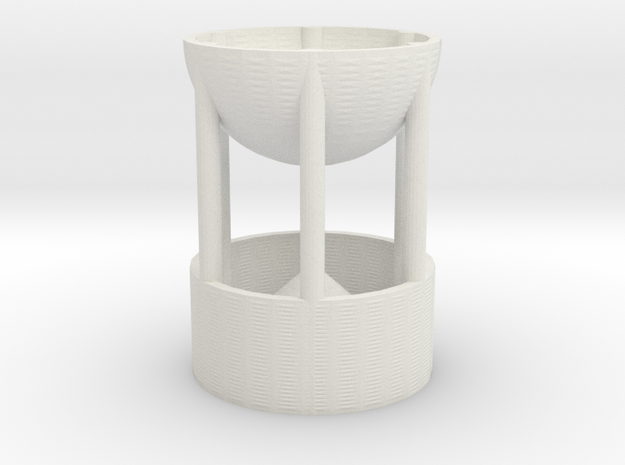 archimedes3 3d printed