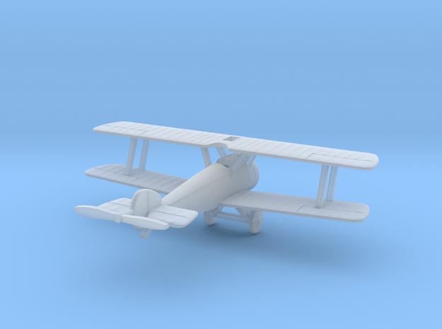 1/144 Sopwith Camel 3d printed