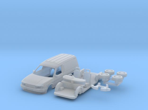 OOAMV01 1:76 Austin Maestro van (FUD) 3d printed
