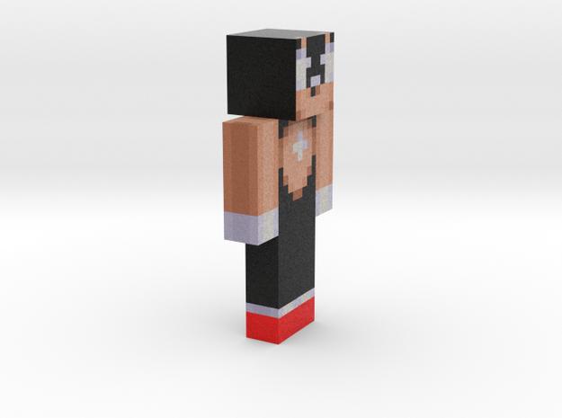6cm   KuroTheHedgehog 3d printed