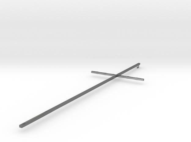 Crucifix in Premium Silver
