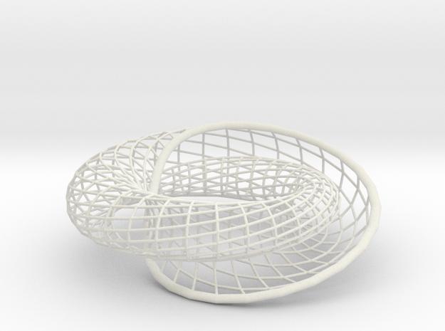 Spiraling Inside-Out | bracelet 32x16 3d printed