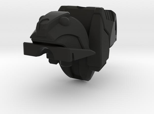 roadbuster head assembley mk2 3d printed
