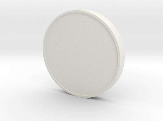 coin huveyfo in White Strong & Flexible