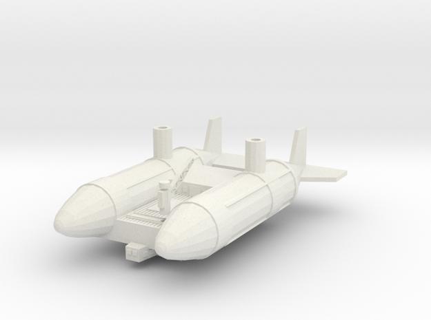 Hango-maimu Cargo Dirigible 3d printed