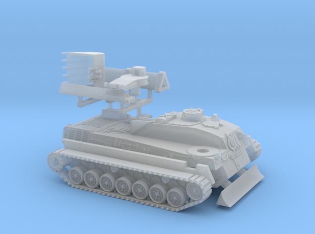 Pionierpanzer Dachs Spur N 1:160 in Smooth Fine Detail Plastic