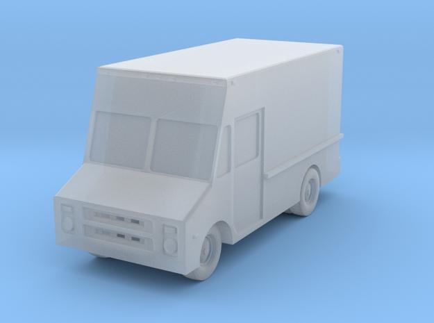 Stepvan - Nscale 3d printed
