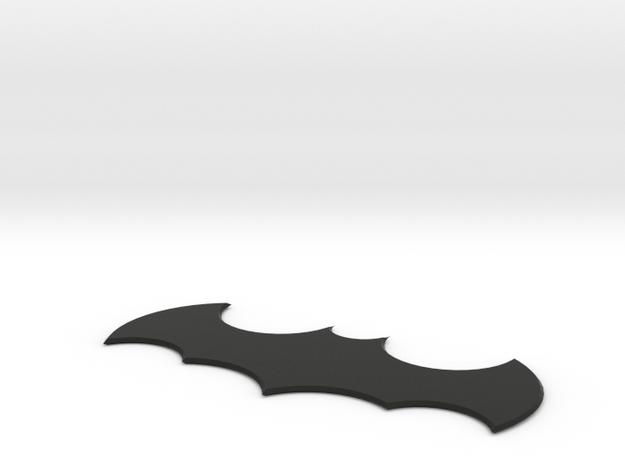 Batarang in Black Strong & Flexible