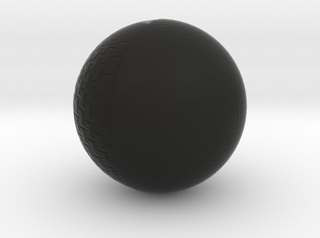 dimplesphere 3d printed