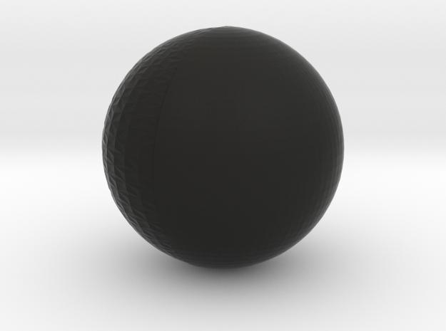 dimplesphere2x 3d printed