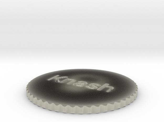 by kelecrea, engraved: Knash 3d printed