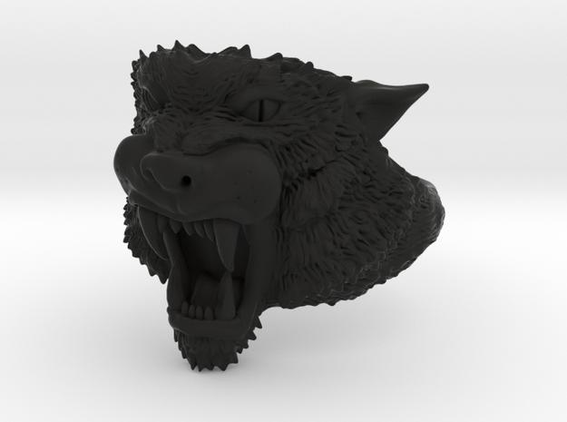 Tiger Ring 3d printed