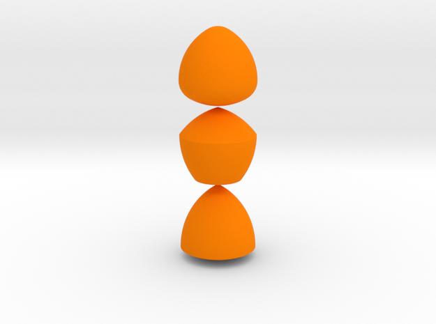 Jumbo Reuleaux Solids 3d printed