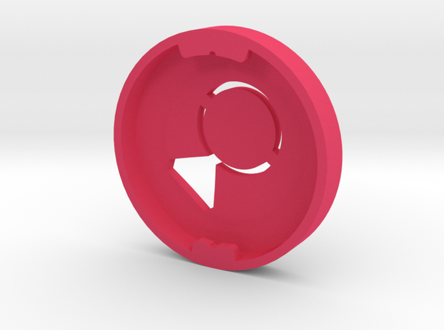 Diamond Ring Ear Bud Cover for GLASS 3d printed