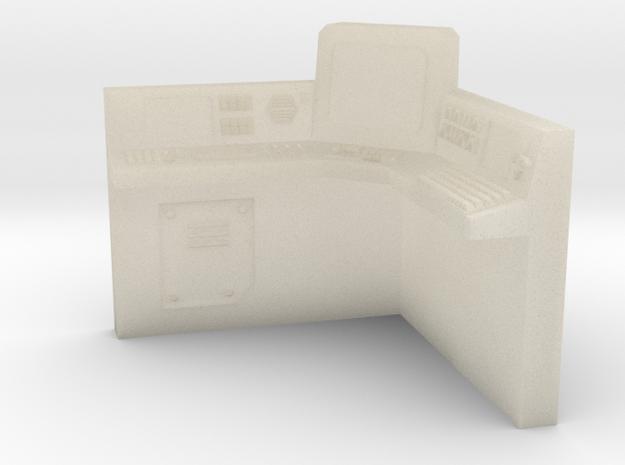 15mm Corner Workstation 3d printed