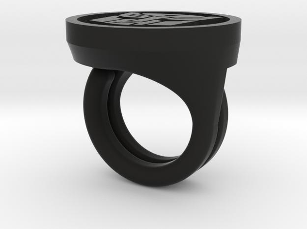 Autobot Rings 3d printed