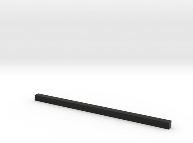 thin bars 2 5mm thickness 3d printed