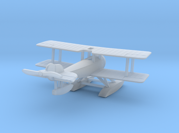 1/144 Sopwith Baby 3d printed