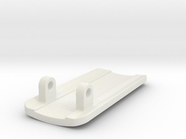 Pulse Oximeter Probe - Bottom 3d printed