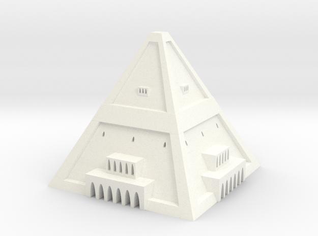 Powerful Jaban Esboo city center 3d printed